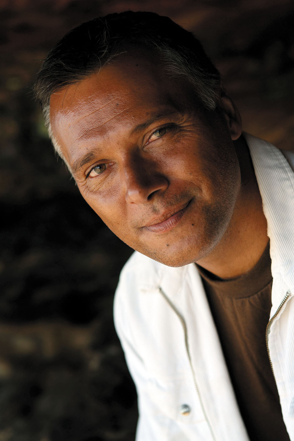 Stan Grant talks to his country