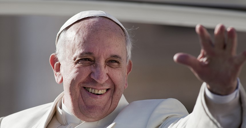 Happy Birthday Pope Francis IMAGE