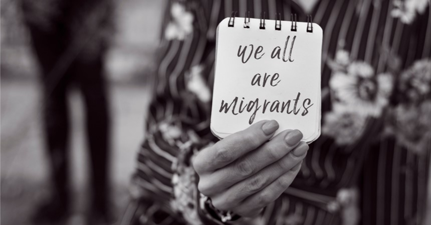 18 December is International Migrants Day IMAGE