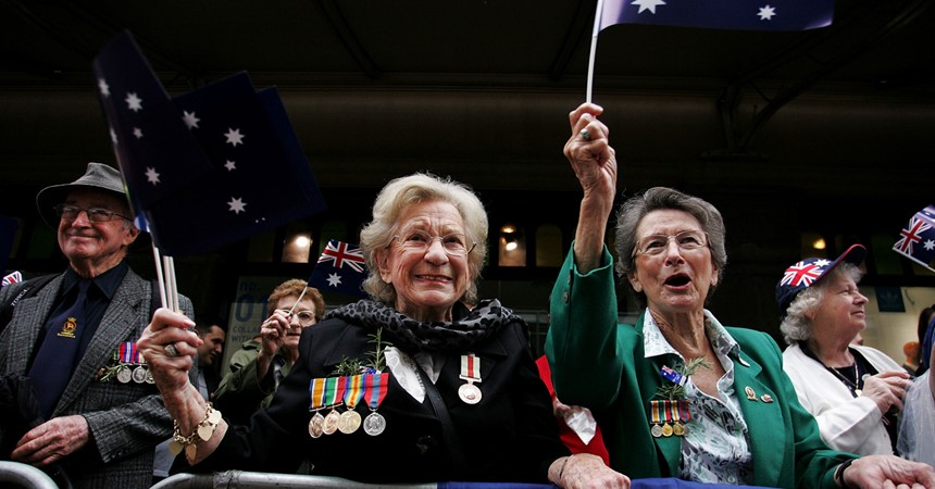 Anzac Day: Ritual, yes. Sacred? Maybe. IMAGE