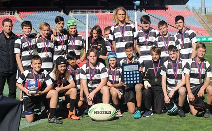 Image:Victory win for San Clemente Rugby League team