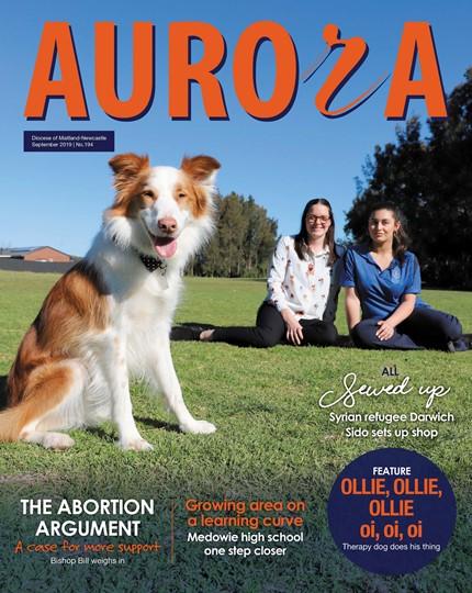 Aurora September 2019 Cover Image
