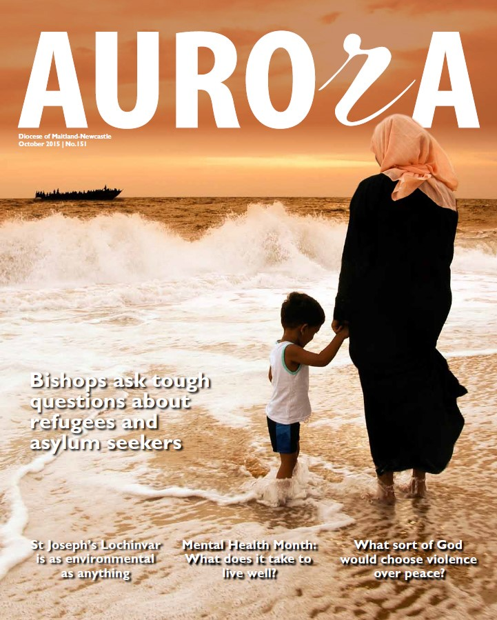 Aurora October 2015 Cover Image