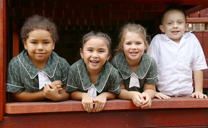 Image:Corpus Christi Primary opens new playground