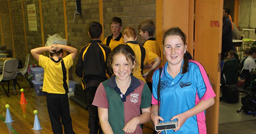 St Joseph's Denman wins Upper Hunter Science & Engineering Challenge IMAGE