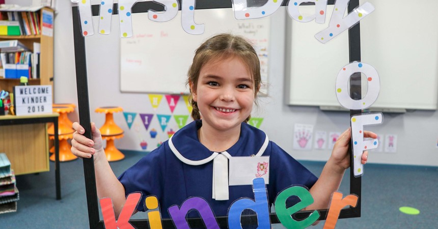 Play is the way for new Kindergartens at St Patrick's Cessnock IMAGE