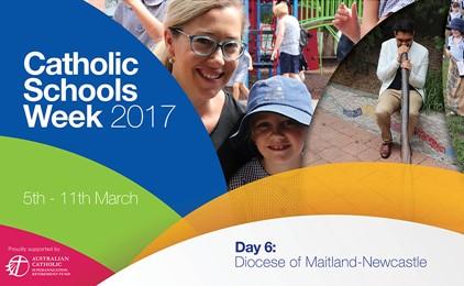 Image:Catholic Schools Week 2017 - Day 6