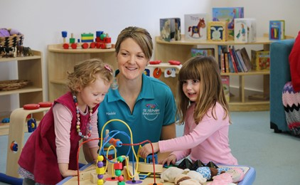 Exceedingly good result for St Nicholas Early Education! IMAGE
