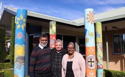 Image:Schools throughout Newcastle celebrate NAIDOC