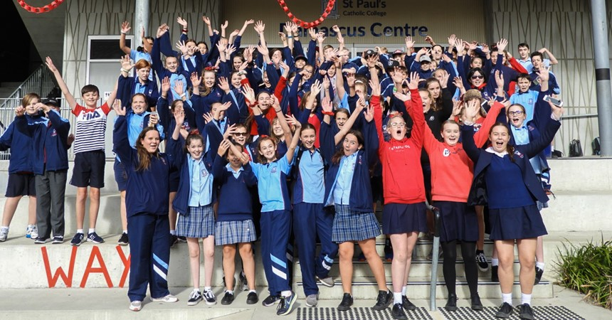 Anti-Bullying Day at St Paul's Booragul IMAGE