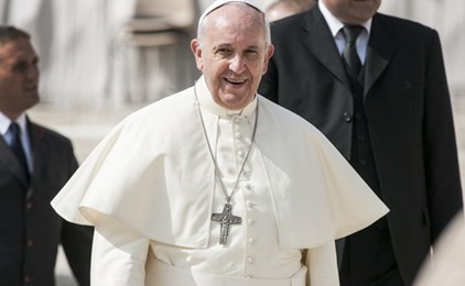 Pope Francis invites survivors to give testimony at anti-abuse summit IMAGE