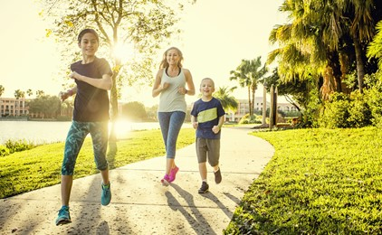 Making health a family affair IMAGE