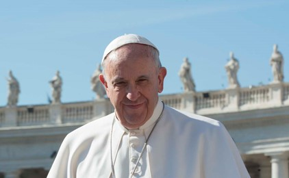 Pope Francis and the reformation of Rome IMAGE
