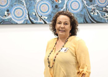 Aboriginal Hospital Liaison Officer appointed at Calvary Mater Newcastle IMAGE