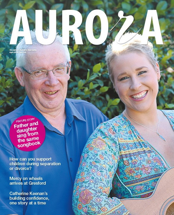 Aurora April 2016 Cover Image