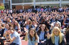GALLERY: So long, farewell, good luck Year 12 class of 2016