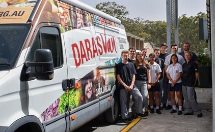 DARA's helpers  Image