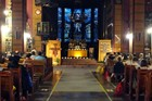Taize visitor heading to Newcastle