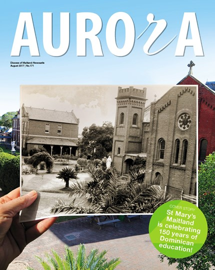 Aurora Magazine August 2017 Cover