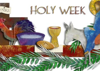 Praying the road to Calvary - A Holy Week Retreat  IMAGE