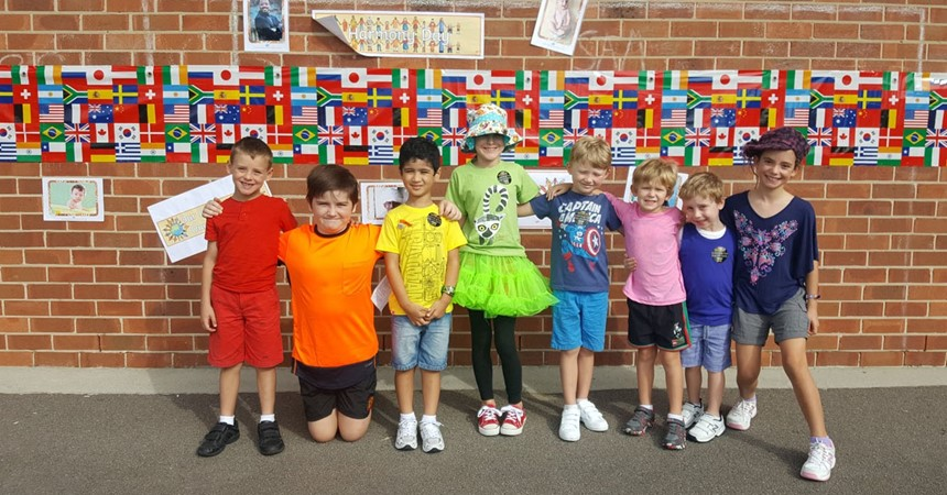 GALLERY: All the colours of Harmony Day IMAGE