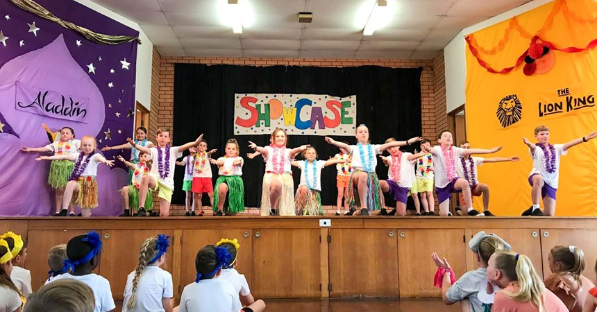Disney takes over at Holy Spirit Kurri Kurri IMAGE