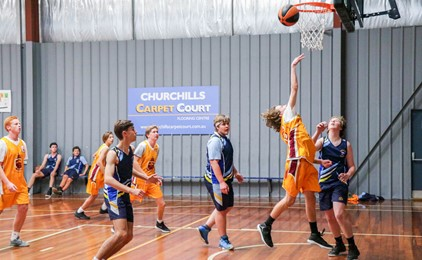 Diocesan Secondary Basketball Championships  Image