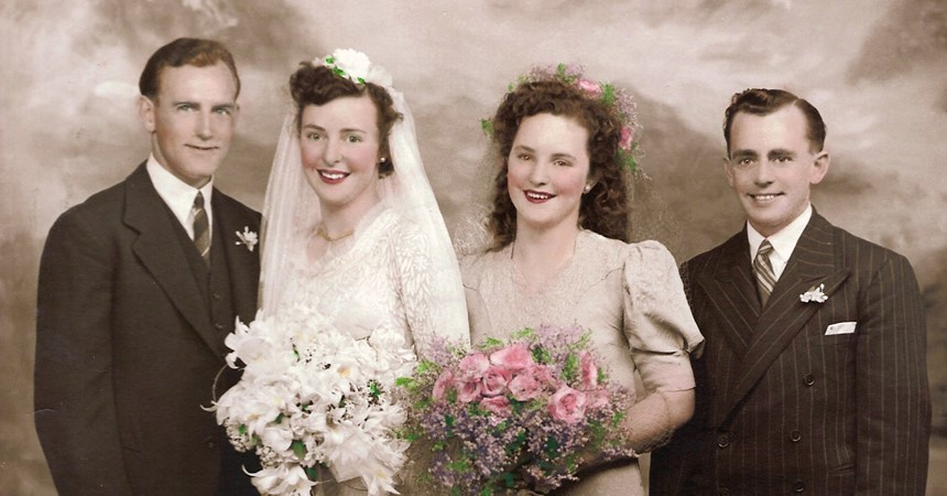 West Wallsend parishioners celebrate 70th wedding anniversary IMAGE