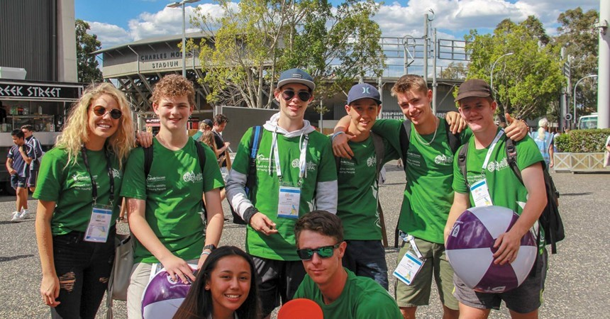 Get involved in the Australian Catholic Youth Festival!  IMAGE