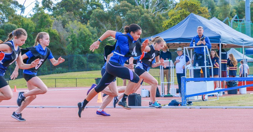 Secondary Diocesan Athletics Carnival 2018 IMAGE