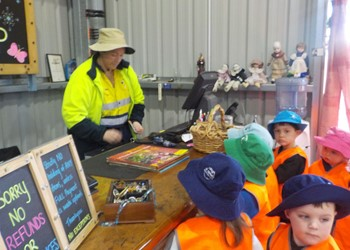 Singleton Waste Management Excursion IMAGE
