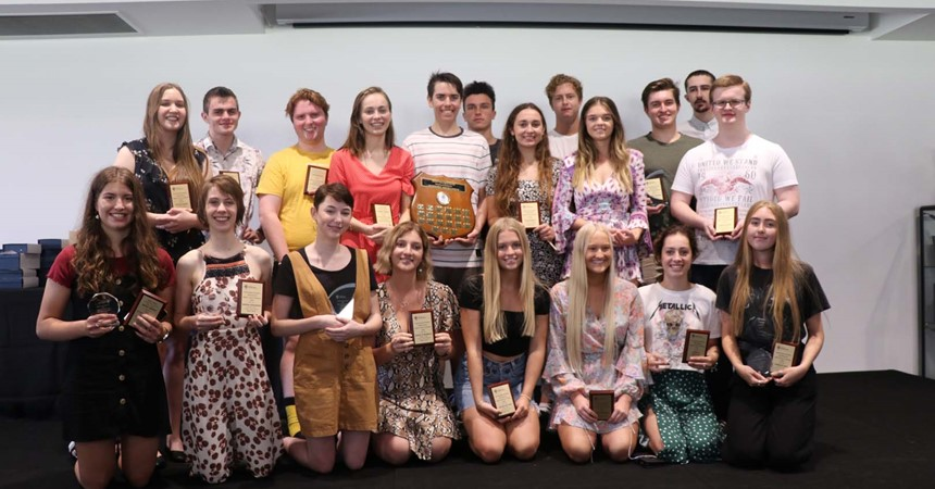 All Saints' College Academic Achievers Ceremony IMAGE