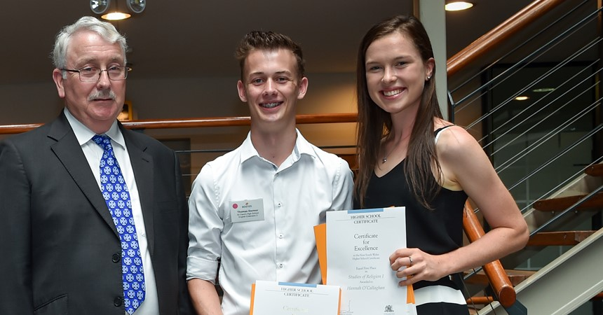 HSC top achievers announced in all Maitland-Newcastle Catholic schools IMAGE
