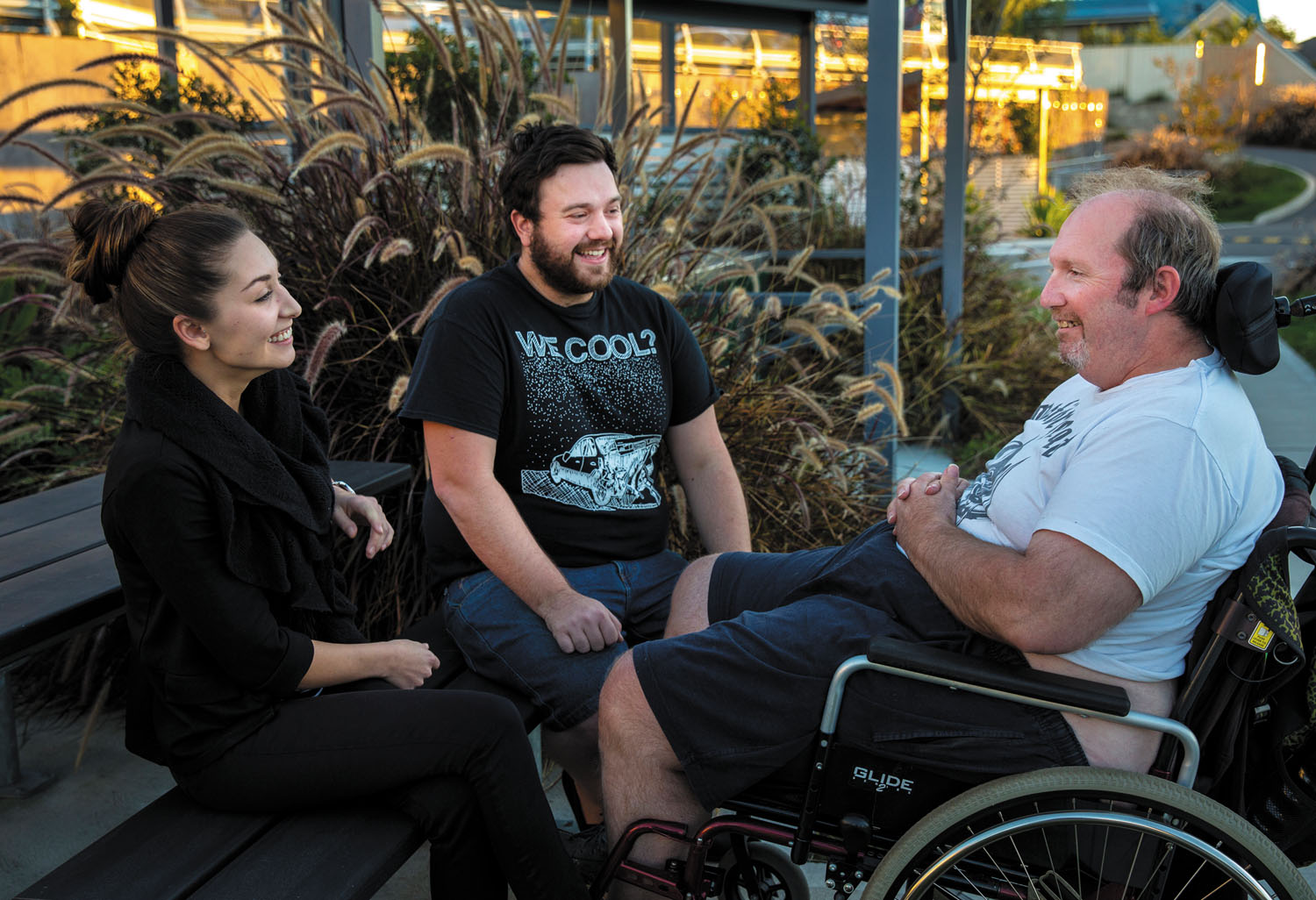 Opportunities for people with disabilities to reach personal goals
