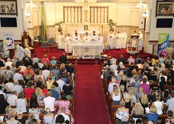 GALLERY: Hundreds fill Cathedral for Called to Serve Mass 2017 IMAGE