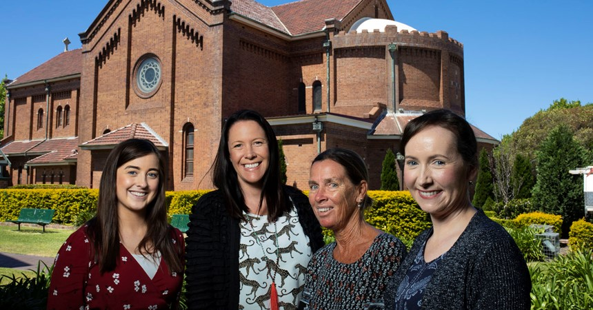 Magdalene maintains focus on leadership roles for women   IMAGE