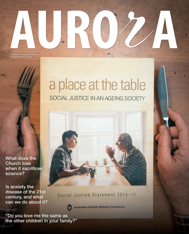 Aurora October 2016 Cover Image
