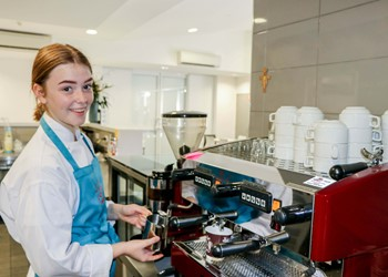 Creating industry-ready students at All Saints' College, St Mary's Campus IMAGE