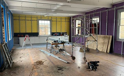 Image:Historic Maitland classrooms get a makeover