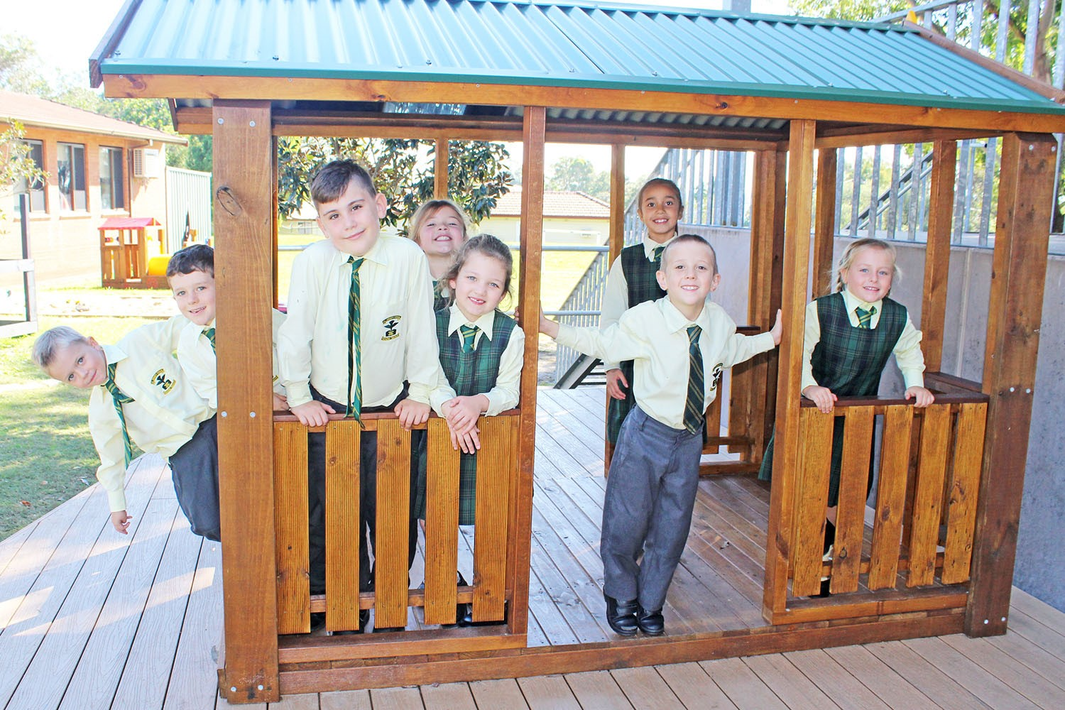 Image:GALLERY: New dynamic outdoor play environments for our schools
