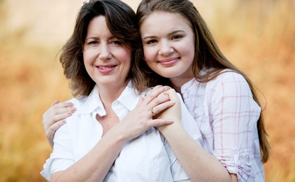 Ten important conversations to have with your daughter IMAGE
