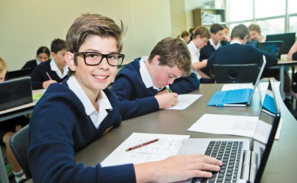 What's happening in our cutting edge classrooms? IMAGE