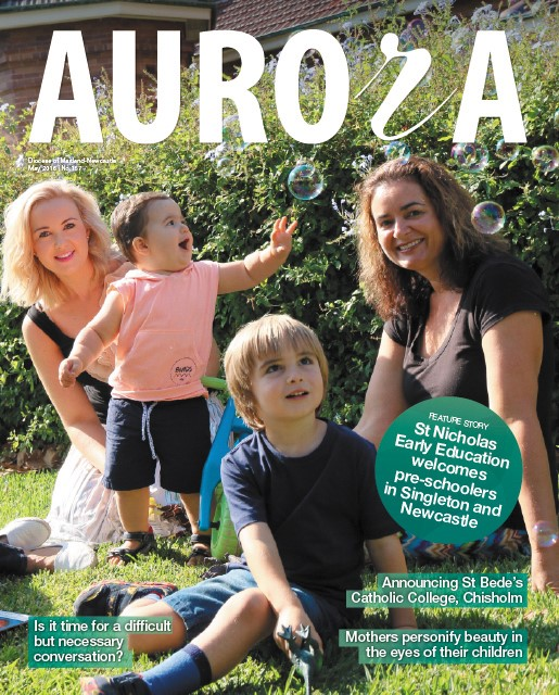 Aurora May 2016 Cover Image