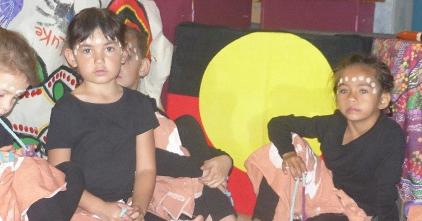 Holy Name celebrates NAIDOC Day IMAGE