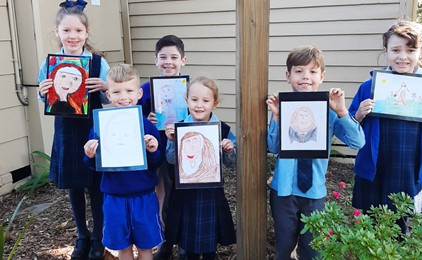 Image:Holy Spirit Feast Day of Saint Mary MacKillop