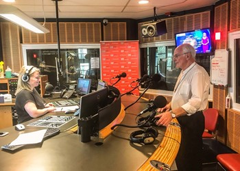 Bishop Bill Wright on ABC Radio Newcastle IMAGE