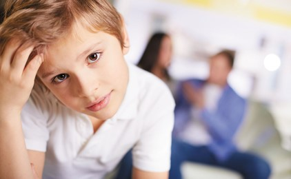 Supporting children and young people through parental separation and divorce IMAGE