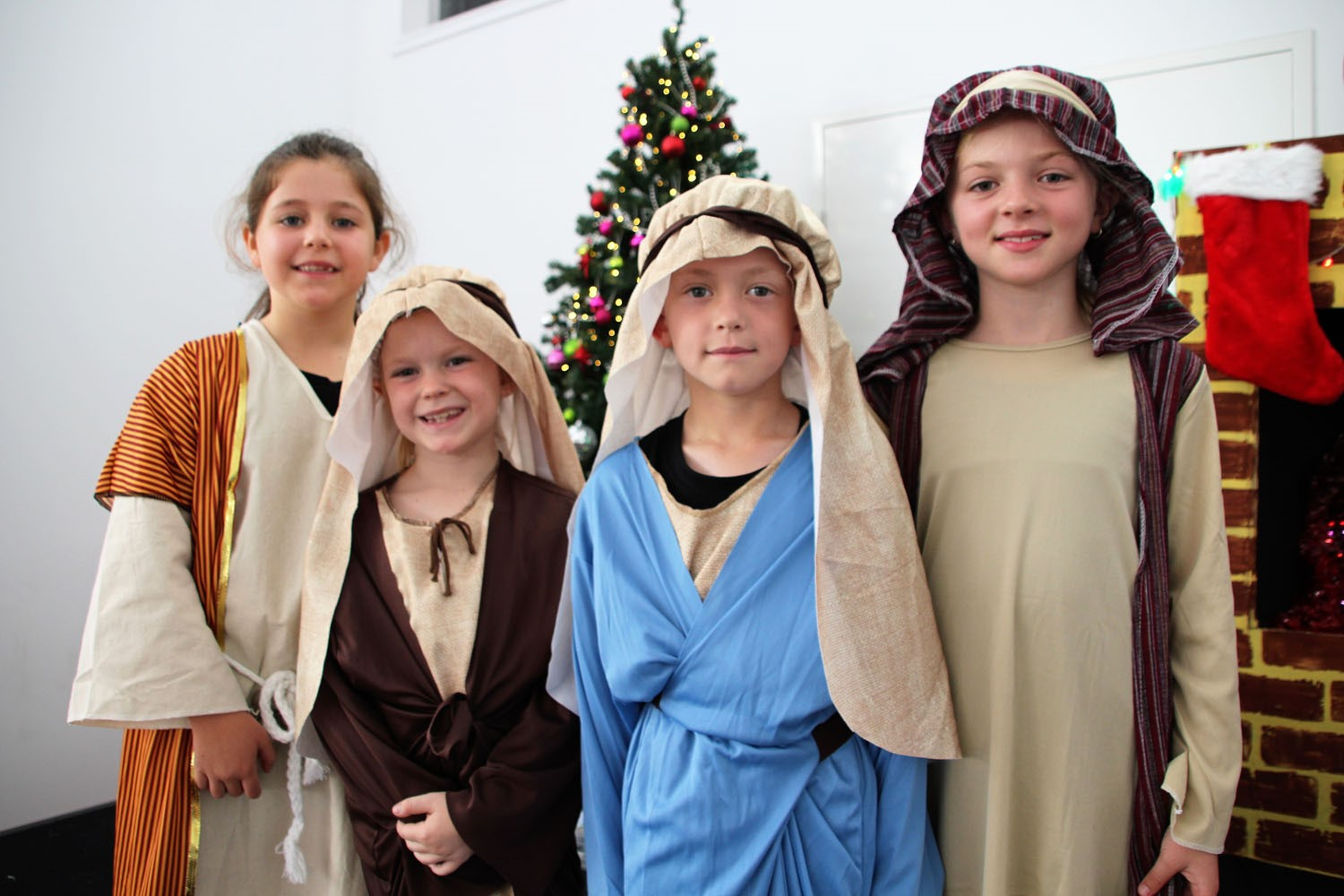 Image:St Michael's students captivate audience with Christmas Toy Story musical